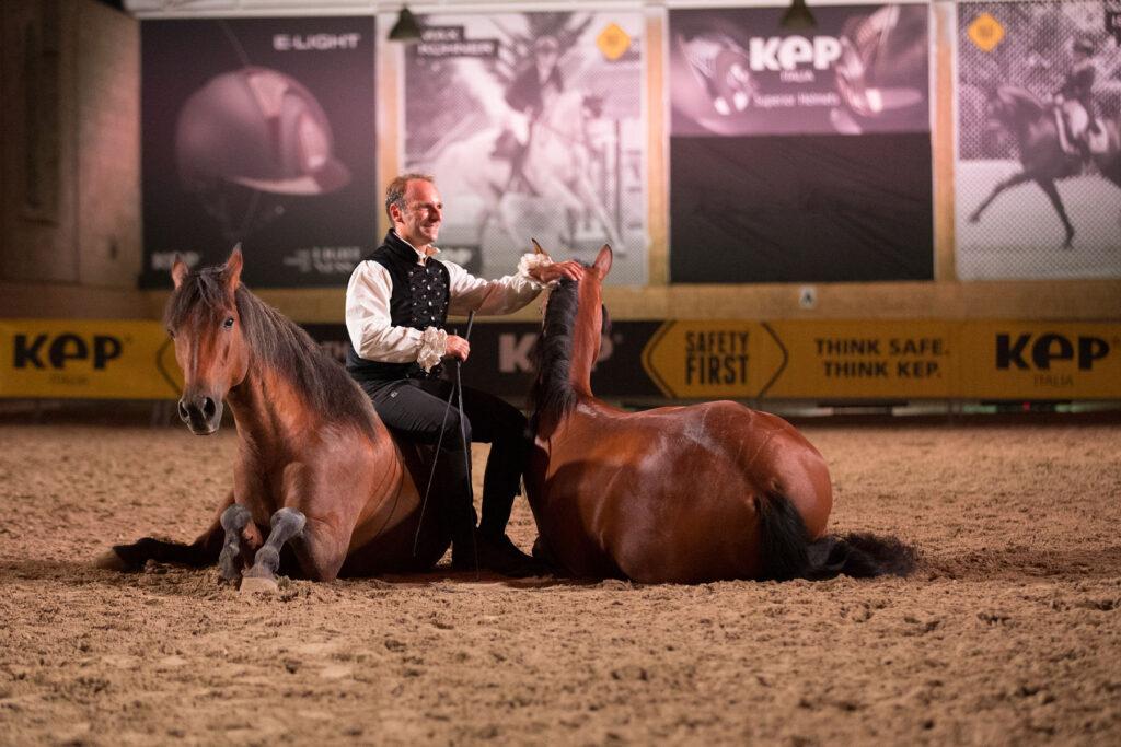 Spettacolo Equestre